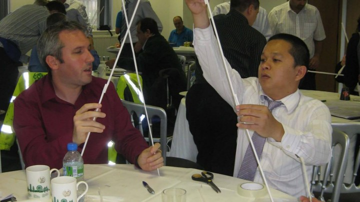 Team Building Wolves of Wall Street Game 2_Business Brains