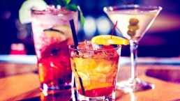 cocktail making 5