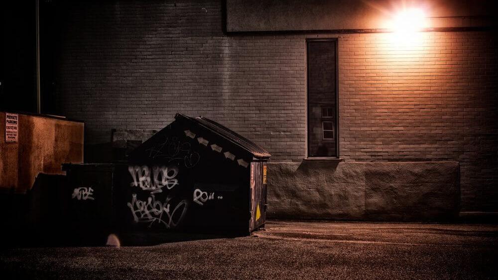 Taken - Alley Way