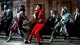 Michael Jackson thriller dance picture