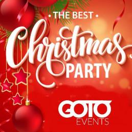 Virtual Christmas Party Invite