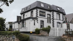 Menai Hotel, outside view