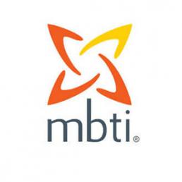 Virtual Learning & Development Workshop Myers Briggs Logo
