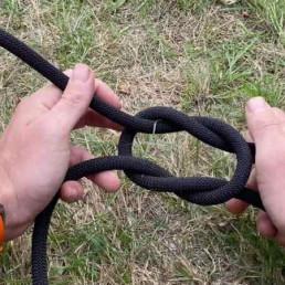 Virtual Bear Grylls Event Knot Tying