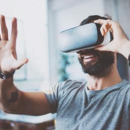 Virtual Christmas Party Virtual Reality