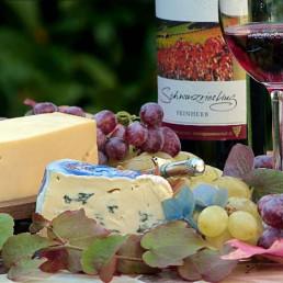 Virtual Wine & Cheese Tasting Cheese & Wine