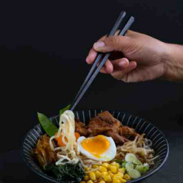 Virtual Cooking Workshop Asian Food