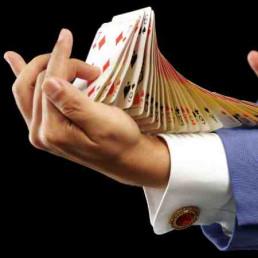 Virtual Team Building Magician
