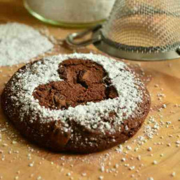 Virtual Baking Event Chocolate Cookie