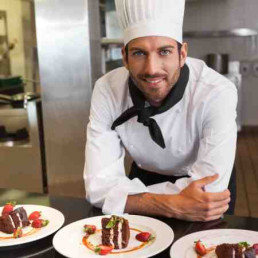 Virtual Cooking Workshop Chef