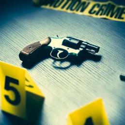 Virtual Murder Mystery Crime Scene