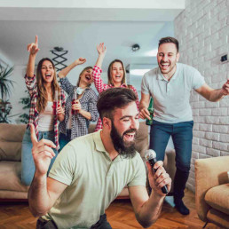 House Part Virtual Team Building