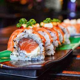 Virtual Sushi Making Sushi